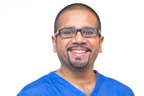MDDr. Preeyan Patel | Audley Dental Solutions | Dental Implant Solutions